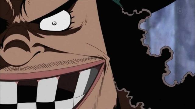 One Piece: Teach tìm mọi cách có được trái ác quỷ Bóng Tối vì hắn không có Haki bá vương? - Ảnh 1.