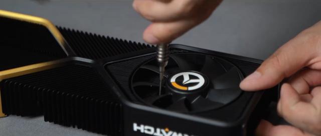 NVIDIA ra tay độ chiếc card đồ họa RTX 3080 Overwatch siêu chất, game thủ chỉ có nước trầm trồ - Ảnh 4.