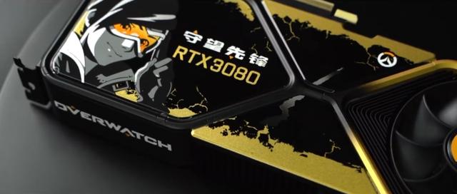 NVIDIA ra tay độ chiếc card đồ họa RTX 3080 Overwatch siêu chất, game thủ chỉ có nước trầm trồ - Ảnh 8.