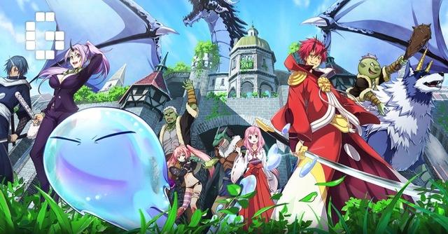 Jujutsu Kaisen & 5 bộ anime shonen xuất sắc nhất That-time-i-got-reincarnated-as-a-slime-feature-image-16200470340771125202608