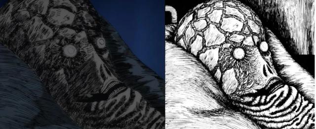 Truyện tranh kinh dị Junji Ito vs phiên bản Anime: Đâu là những tập chuyển thể xuất sắc nhất? - Ảnh 8.