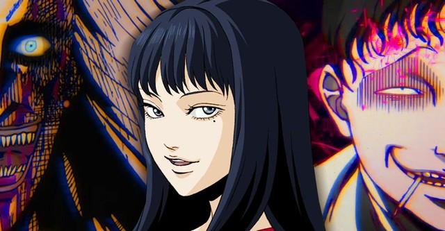 Truyện tranh kinh dị Junji Ito vs phiên bản Anime: Đâu là những tập chuyển thể xuất sắc nhất? - Ảnh 1.