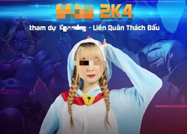 Lộ clip 18+, nhiều hot girl và streamer nổi lên như diều gặp gió, từ quảng cáo game lậu đến làm tuyển thủ - Ảnh 3.