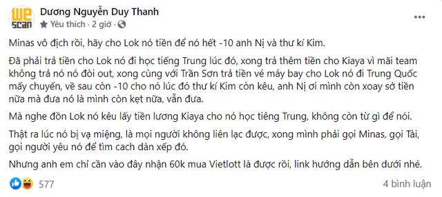 Tinikun lên tiếng về phát ngôn lấy lương Kiaya cho Zeros học tiếng Trung, mối quan hệ thầy - trò đã rạn nứt? - Ảnh 1.