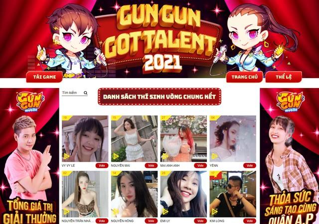 Điểm tin GunGun Got Talent: Hơn 13,000 lượt vote, Top 3 cạnh tranh khốc liệt từng phút từng giây! - Ảnh 1.