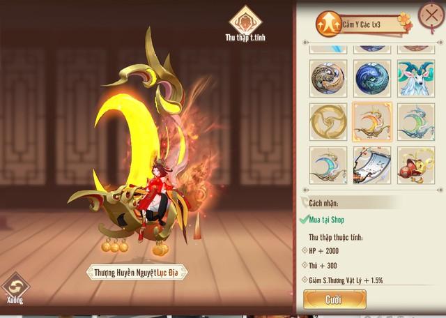 Choáng với kho tọa kỵ, pet đồng hành của Tuyệt Kiếm Cổ Phong: 6 cấp tiến hóa, biến đổi ngoại hình cực xịn sò - Ảnh 13.