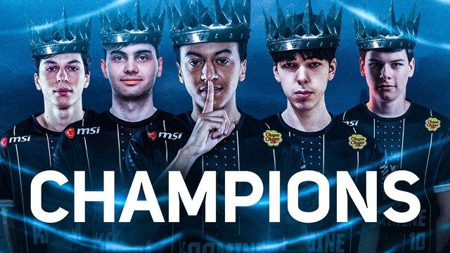 Vô địch giải hạng 2 châu Âu, team LMHT được đích thân Tổng thống Pháp gửi lời chúc: Các bạn đã làm rạng danh nước nhà -1620137094477452397138