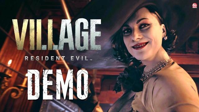 Resident Evil Village tung bản Demo miễn phí, tải và chơi ngay trên Steam - Ảnh 1.