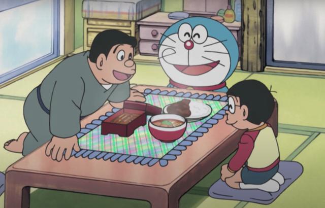 Những bảo bối nấu nướng được yêu thích nhất của Doraemon - Ảnh 1.