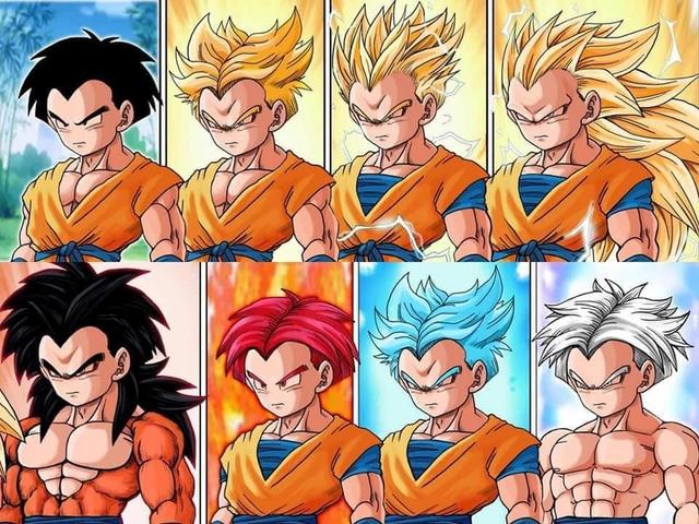 Dragon Ball: Giật mình khi thấy Krillin hóa Super Saiyan, CĐM nhận xét dù có mạnh hơn nhưng mặt anh trọc vẫn tấu hài quá! - Ảnh 1.