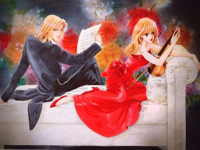 9 bộ manga thấm đẫm tinh thần nghệ thuật và lịch sử, đặc biệt là nét vẽ đẹp lung linh - Ảnh 8.