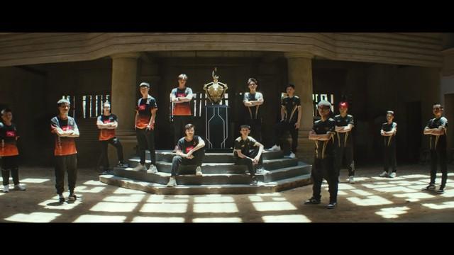 Trailer Đấu Trường Danh Vọng: Lai Bâng Bọn mình sẽ nghiền nát Team Flash, Xuân Bách lập tức đáp trả đanh thép - Ảnh 8.