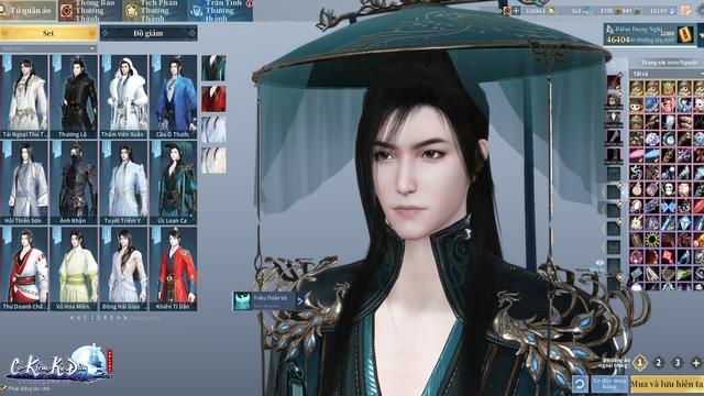 Game PC bom tấn 2021 Cổ Kiếm Kỳ Đàm Online đã mở đăng ký sớm - Ảnh 2.