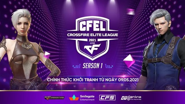 """CFEL 2021 mùa 1 """"nhá hàng"""" – Việt Nam đã sẵn sàng! - Ảnh 1."""