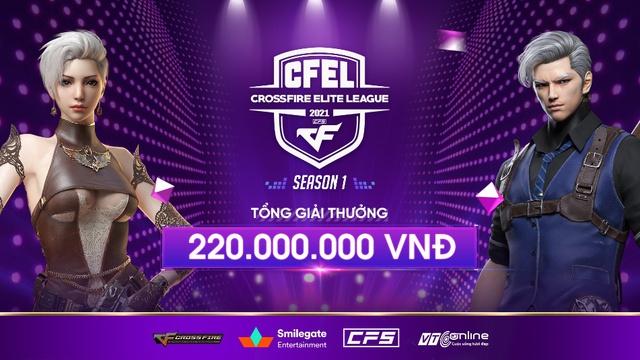 """CFEL 2021 mùa 1 """"nhá hàng"""" – Việt Nam đã sẵn sàng! - Ảnh 2."""