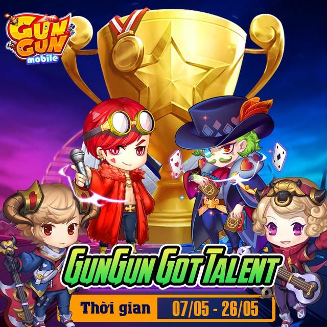Cuộc thi tài năng Gun Gun Talent chính thức tái xuất với giải thưởng lên tới 50 triệu, bắt đầu vòng 1 ngay từ 7/5! - Ảnh 1.