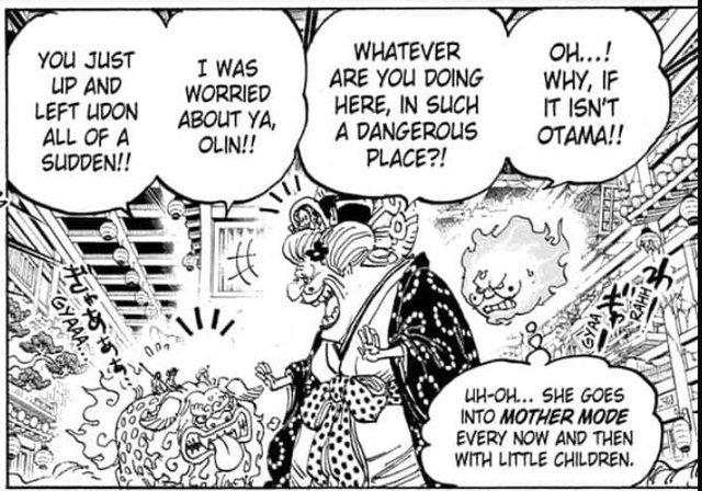 Soi những chi tiết thú vị trong One Piece chap 1011: Big Mom – đứa trẻ to xác trong thân hình người lớn (P.2) - Ảnh 8.
