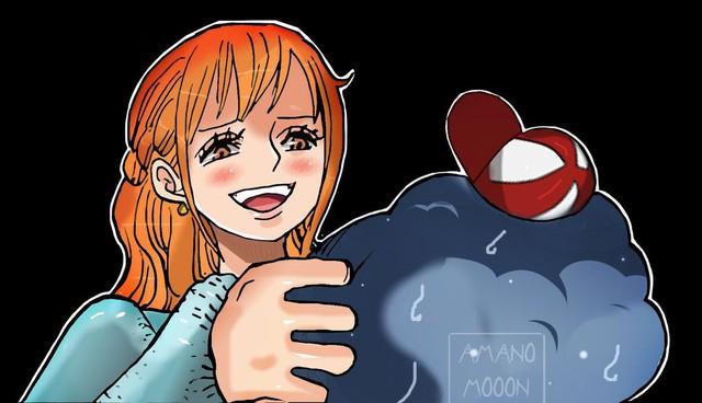 One Piece: Hết Big Mom lại đến lượt Nami đóng vai kẻ lật mặt, quả đúng là một cặp sinh ra là để cho nhau - Ảnh 2.
