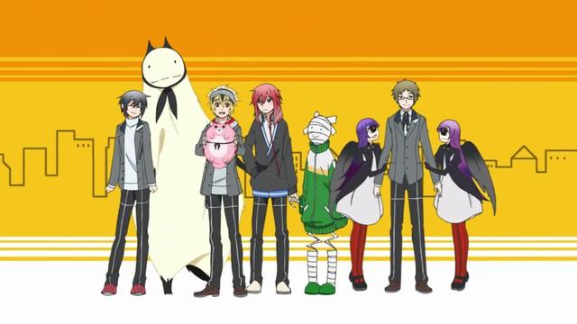 Top 10 anime hút người xem bởi những tình huống hài cực bựa, xem nhiều có khi còn bị ngáo theo - Ảnh 8.