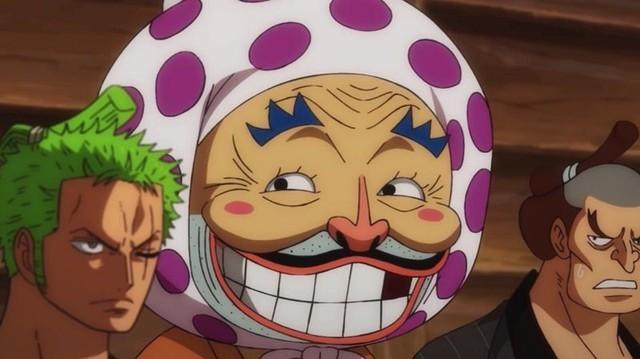 One Piece: Dù không ăn trái SMILE nhưng lãnh chúa Wano vẫn luôn nở nụ cười vì lý do cảm động này - Ảnh 1.