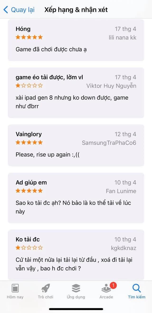 Kẻ mở đường cho game MOBA Mobile, tiền bối của Liên Quân đã chết, game thủ Việt khóc cầu xin trong tuyệt vọng - Ảnh 5.