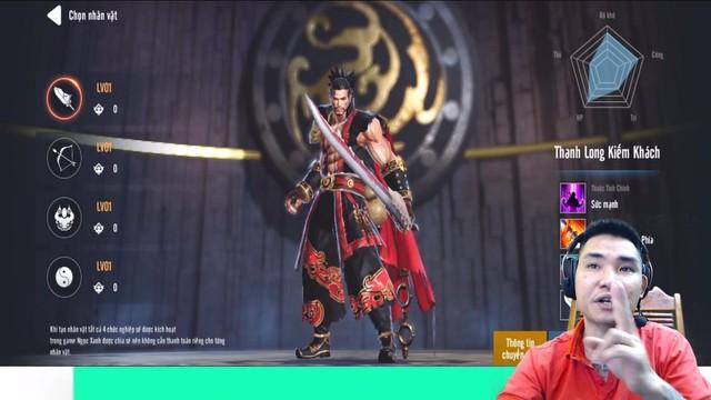 Cùng chơi Tứ Hoàng Mobile, cặp đôi siêu lầy Sam Heo - Bác Gấu chọn luôn... class nữ, 500 anh em cùng server gạ kèo cực căng - Ảnh 6.