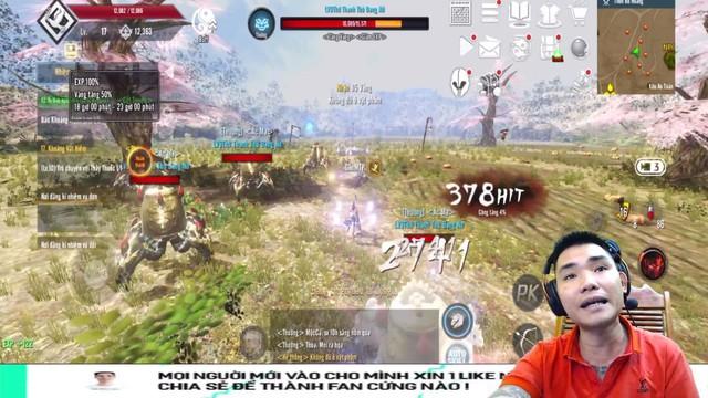 Cùng chơi Tứ Hoàng Mobile, cặp đôi siêu lầy Sam Heo - Bác Gấu chọn luôn... class nữ, 500 anh em cùng server gạ kèo cực căng - Ảnh 9.