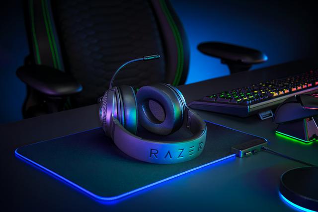 Tai nghe gaming siêu chất, nhẹ như bay: Razer Kraken V3 X - Ảnh 4.