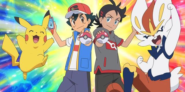 Sau nhiều ngày chờ đợi cuối cùng anime Pokémon season 24 công bố thời gian khởi chiếu - Ảnh 3.