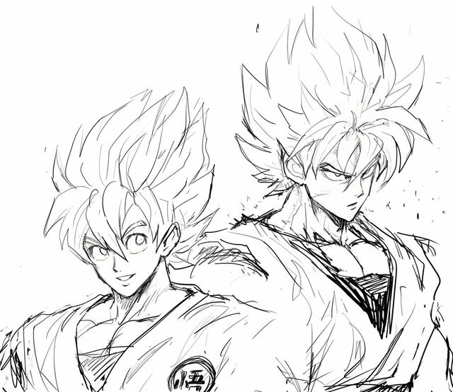 Các nhân vật trong Dragon Ball được vẽ bởi tác giả One Punch Man sẽ ngầu như thế nào? - Ảnh 2.