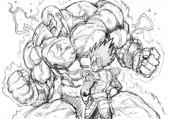 Các nhân vật trong Dragon Ball được vẽ bởi tác giả One Punch Man sẽ ngầu như thế nào? - Ảnh 4.
