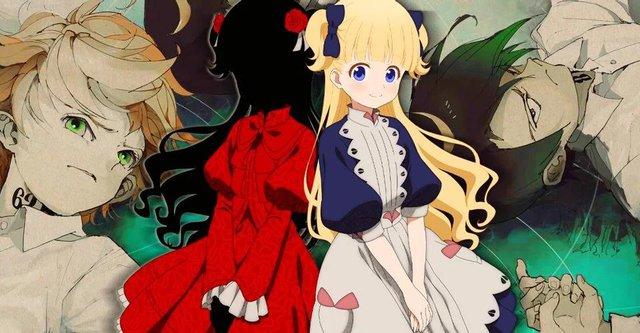 Shadows House: Tuyệt phẩm manga mới dành cho fan cứng của Miền đất hứa! - Ảnh 1.