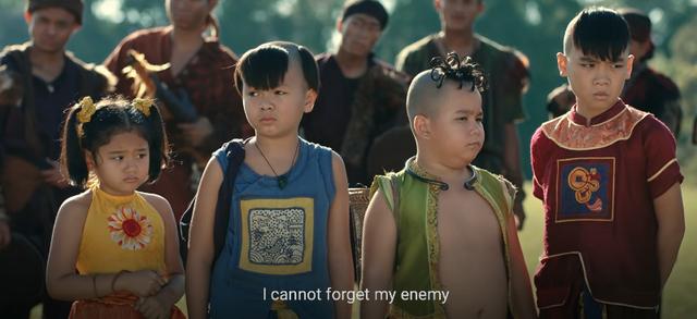 """Trạng Tí bị tẩy chay, """"girl 1 champ"""" Liên Quân - Hoàng Yến khuyên khán giả mang """"khăn giấy"""" khi xem phim - Ảnh 1."""