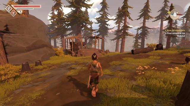 Xuất hiện game Horizon Zero Dawn cấu hình thấp, miễn phí 100% - Ảnh 1.