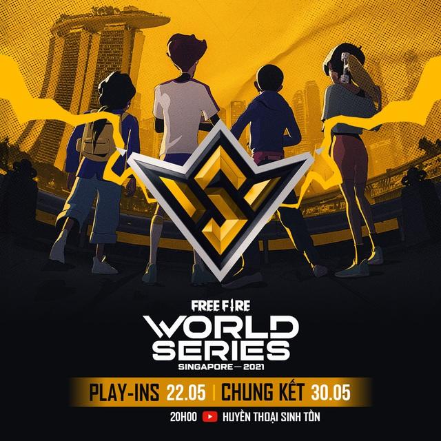 Free Fire World Series 2021 Singapore - Giải đấu khủng nhất lịch sử FF sắp khởi tranh - Ảnh 1.