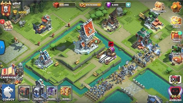 6 tựa game gắn liền với tên tuổi Hiker Games - Studio gọi vốn cộng đồng cho dự án game Việt 300475 - Ảnh 5.