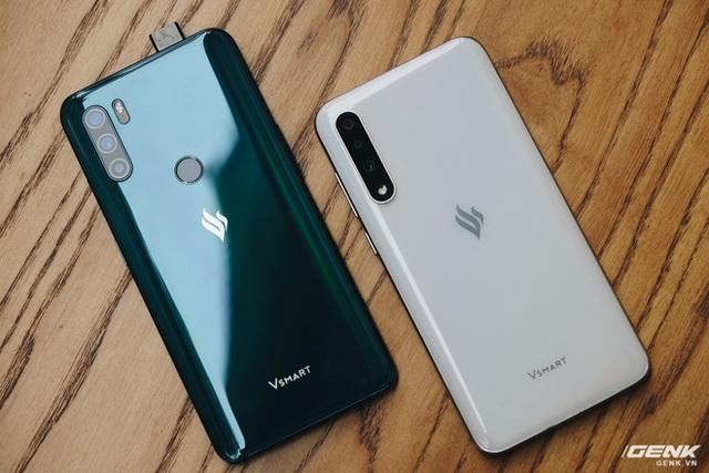 VinSmart chính thức ngừng sản xuất smartphone để tập trung cho VinFast - Ảnh 1.