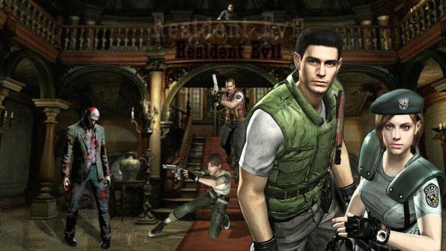 Top 10 tựa game Resident Evil tuy cũ mà cực hay, xứng đáng được remake - Ảnh 5.