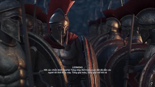 Sau gần 3 năm ra mắt, bom tấn Assassins Creed Odyssey chính thức có bản Việt Ngữ hoàn chỉnh - Ảnh 3.