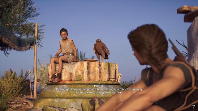 Sau gần 3 năm ra mắt, bom tấn Assassins Creed Odyssey chính thức có bản Việt Ngữ hoàn chỉnh - Ảnh 4.