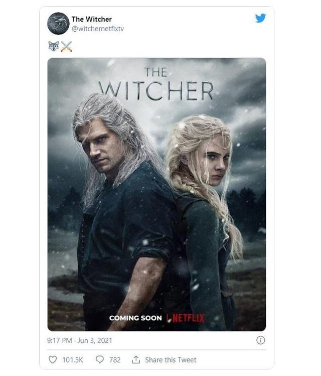 Netflix có thể ra mắt The Witcher Season 2 vào ngày 11/6 tới - Ảnh 2.