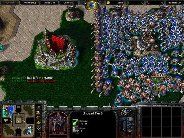 Bên cạnh DOTA, D-DAY, đây chính là những custom map huyền thoại một thời của Warcraft 3 mà hiếm ai không biết tới (p2) - Ảnh 1.