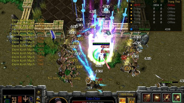 Bên cạnh DOTA, D-DAY, đây chính là những custom map huyền thoại một thời của Warcraft 3 mà hiếm ai không biết tới (p2) - Ảnh 3.