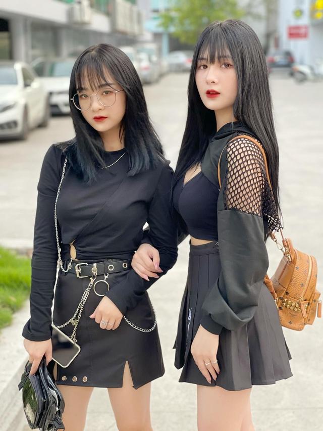 Diện chung kiểu áo với đồng nghiệp, streamer Quỳnh Alee nhận được nhiều lời khen dù mặc như muốn bung cúc - Ảnh 1.