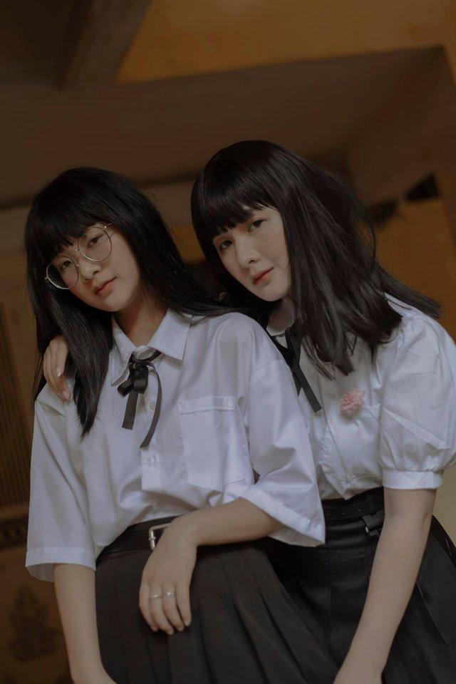 Diện chung kiểu áo với đồng nghiệp, streamer Quỳnh Alee nhận được nhiều lời khen dù mặc như muốn bung cúc - Ảnh 7.