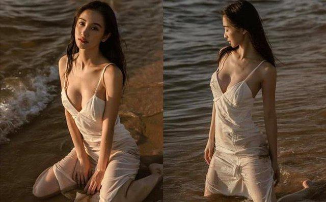 Liên tục thả dáng gợi cảm với bikini nóng bỏng, Jun Vũ khiến fan không khỏi trầm trồ, chảy máu mũi - Ảnh 1.