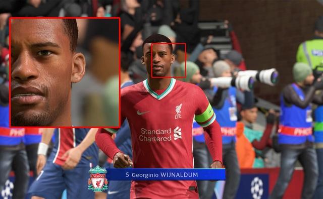 Chùm ảnh FIFA 21 trên PS5: Đẹp mê ly - Ảnh 1.