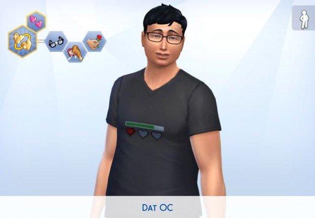 Dũng CT và Team Đụt bất ngờ được Fan tái tạo lại trong The Sims 4 - Ảnh 3.