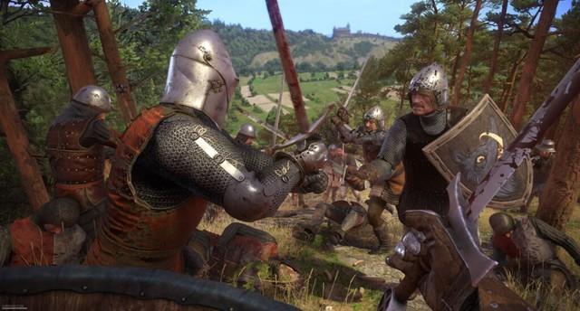Top 10 tựa game hiệp sĩ thời Trung Cổ hay nhất trên PC - Ảnh 6.