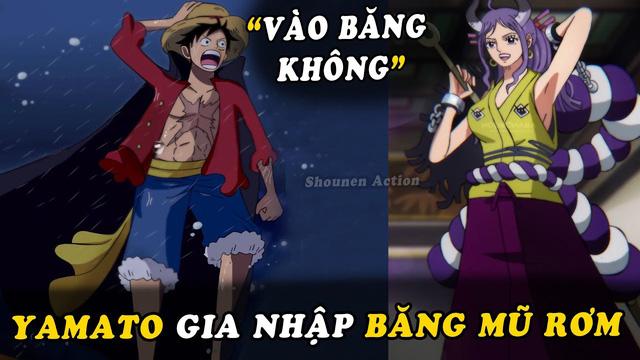 Yamato muốn ra khơi cùng Luffy, các fan One Piece cho rằng 5 anh em siêu nhân hải tặc chính thức ra đời - Ảnh 1.